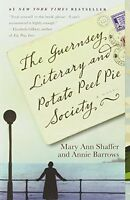The Guernsey Literary And Potato Peel Pie Society By Annie Barrows, (paperback), on sale