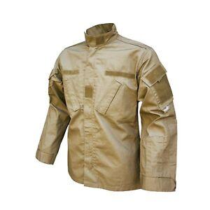VIPER-Maillot-combat-militaire-armee-STYLE-JEU-DE-TIR-Costume-Chemise-sable