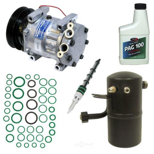 A//C Compressor /& Component Kit-Compressor Replacement Kit fits 98-02 626 2.0L-L4