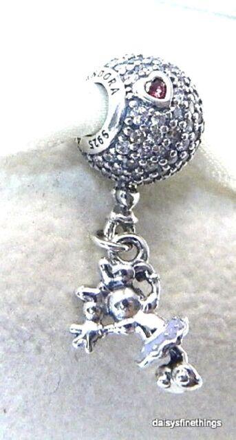 cc32c2461 PANDORA Disney Floating Minnie Dangle Charm Pendant Bracelet 797171CZ