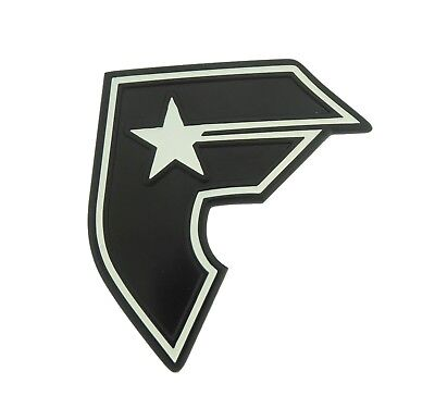 Famous Star and Straps F Initial Belt Buckle Tattoo Gothic Skateboard Fashion