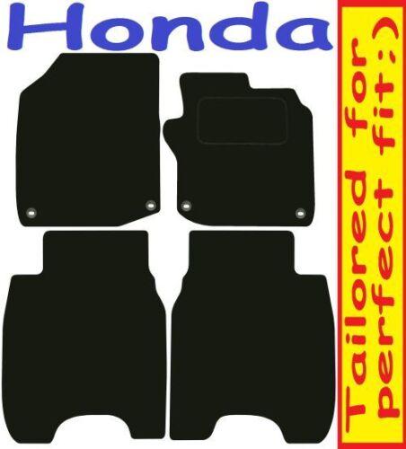 HONDA Civic Diesel 1.6 SU MISURA tappetini AUTO ** qualità Deluxe ** 2014 2015 2013 201