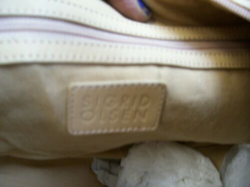 Hobo Handtas Nwt Sigrid Olsen Woven Leather Camel kiXZOTwPu