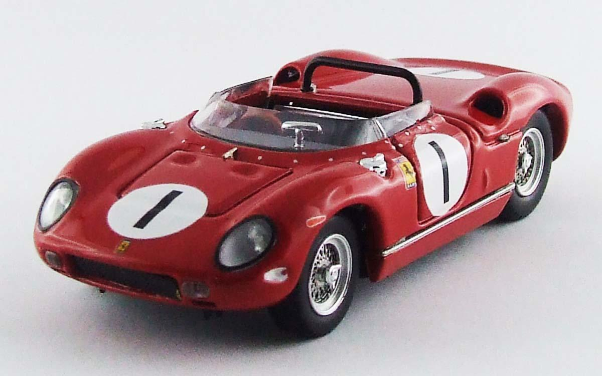 FERRARI 250 P BRIDGEHAMPTON - 1963 P. RODRIGUEZ 1 43 ART.329  art model