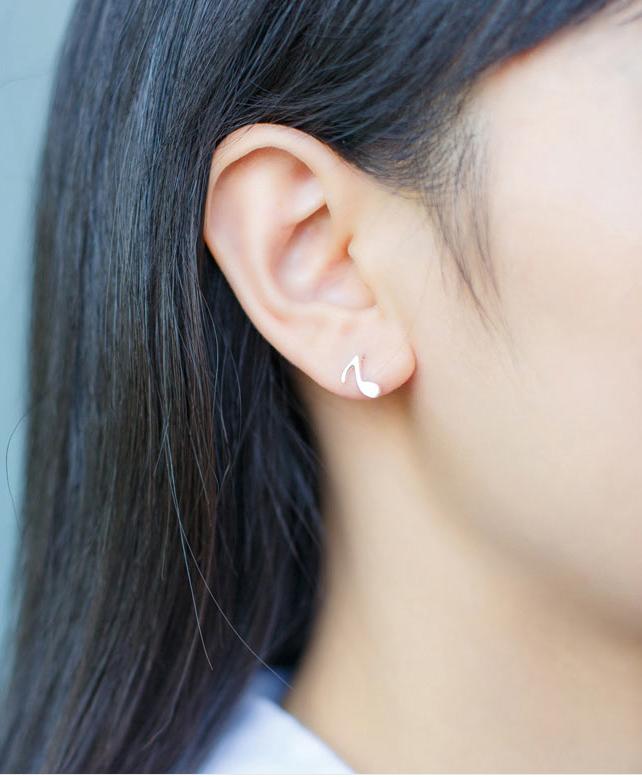 Frog Stud Earrings Genuine Sterling Silver 925 Best Deal Jewelry 9 mm