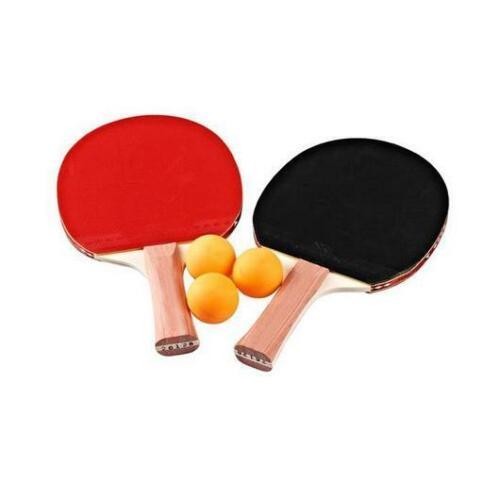 2pc Tennis de Table Set avec 3 boules