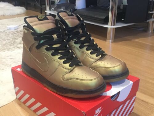Nike Salut Or 5 Olympique Dunk Uk10 Us11 5 rUfOqrWwC