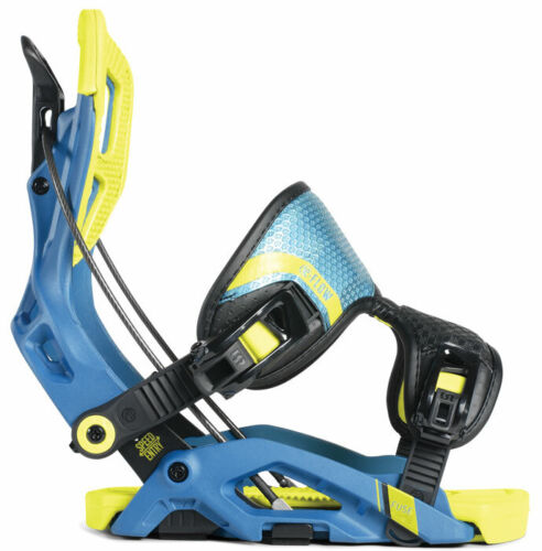 Flow Fuse Neon 2019 Snowboard Bindings