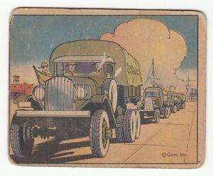 62012-1941-UNCLE-SAM-MARINE-CARD-62-034-MOTOR-CONVOY-DRIVERS-034-GUM-INC