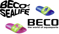 Beco Badeschuhe Badepantoletten Badelatschen Kinder NEU 9024