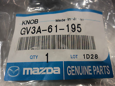 MAZDA 6 2006-2008 NEW OEM HEATER AND AC FAN SPEED CONTROL KNOB GV3A-61-195