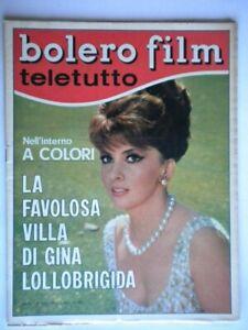 Bolero-1051-Lollobrigida-Baudo-Mastroianni-Sachs-Bardot-Celentano-Mori-Agusta