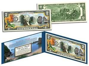 VIETNAM-HA-LONG-BAY-Dragons-Colorized-US-2-Bill-Legal-Tender-Lucky-Money