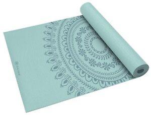New Gaiam Premium Print Yoga Mat Marrakesh 5 6mm Free Shipping 18713605276 Ebay