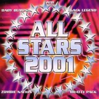 Various Artists - All Stars 2001 - Cd, 2000