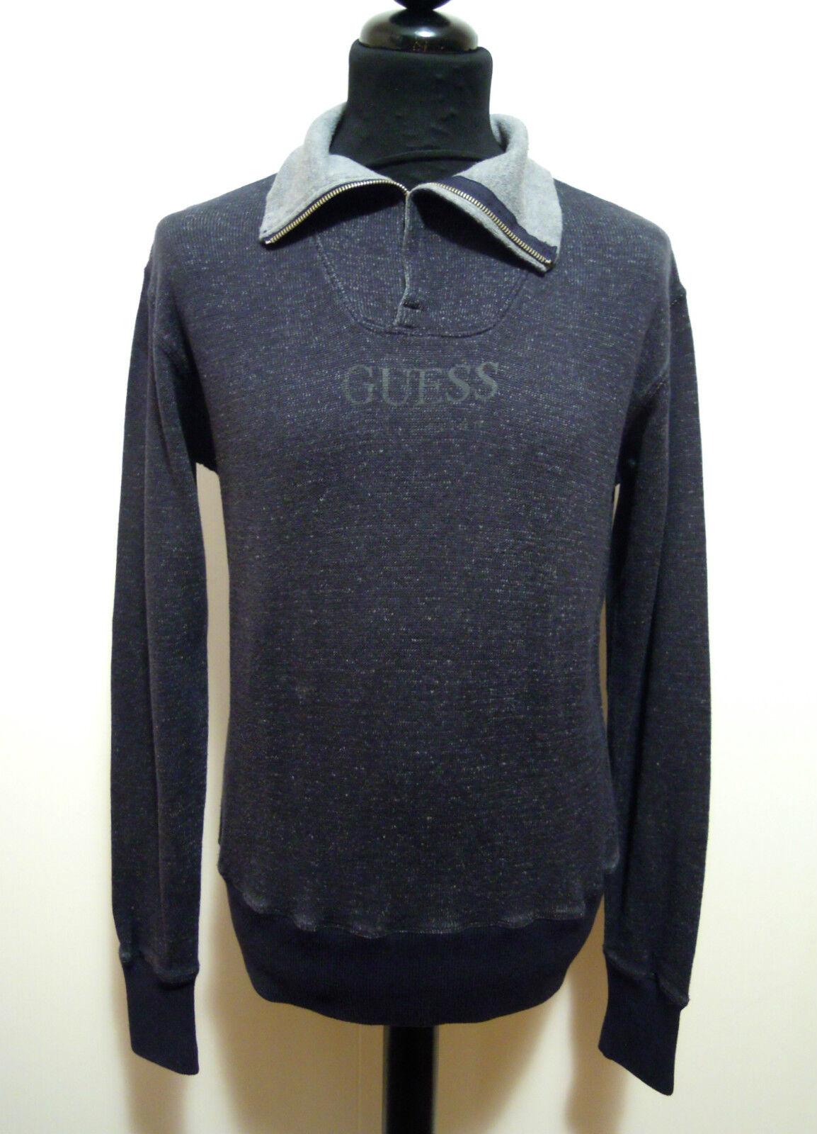 GUESS Maglione Maglia men Cotone Man Cotton Sweater Sz.L - 50