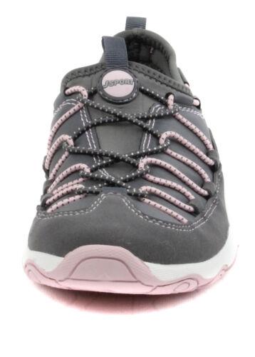 Jambu Sport Women/'s Tulsa Charcoal Shoes Ret $80