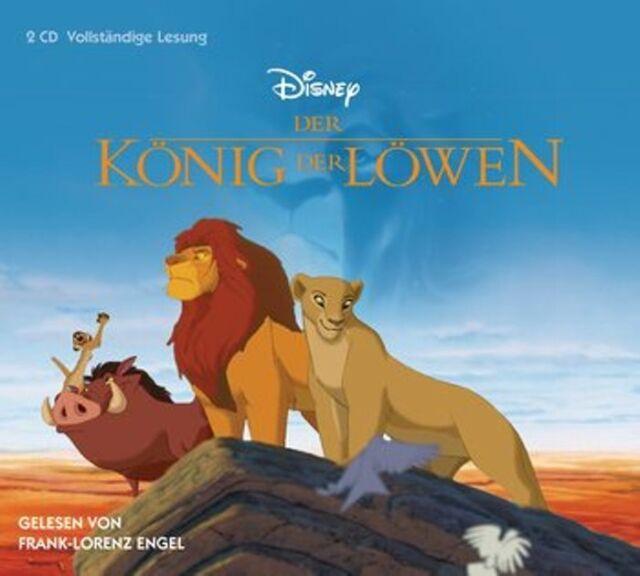 Der König der Löwen (2017, CD)
