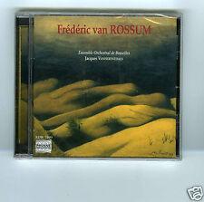 CD NEW FREDERIC VAN ROSSUM JACQUES VANHERENTHALS