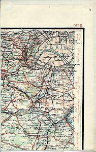 91-94-Palaiseau-Longjumeau-1924-pt-carte-lin-partie-Janvry-Rungis-Versailles