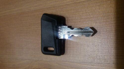 Jungheinrich 2x Schlüssel 14644 Zündschlüssel  Universal Deutz Bagger usw.