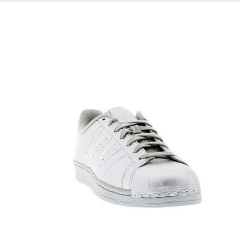 Adidas Superstar Synthétiques Baskets Casual Argent Bb1461 Hommes 4gqOwC