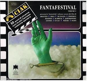 Fantafestival-Vol-1-Soundtracks-Estrella-Wars-EL-EXORCISTA-Profondo-Rosso-LP