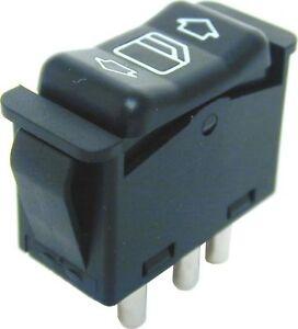 Interrupteur-de-Leve-vitre-Leve-vitre-Arriere-a-droite-Compatible-avec-W126-W201