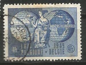 Belgique-Belgique-Scott-400-ou-COB-812-UPU-Serie-Complet