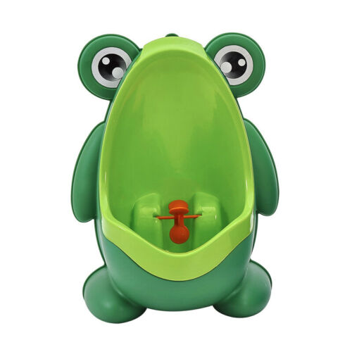 Kinder Töpfchen Pee Training Urinal Einheit Jungen Frosch Hilfe Toiletten