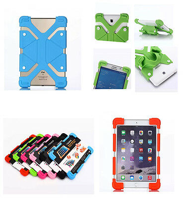 """New Universal Shock Proof Silicone Soft Case Cover For 7"""" 7.9"""" 8"""" Tablet PC MID"""