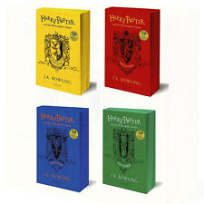 Harry Potter and the Philosopher's Stone 4 Books Collection Set by J.K. Rowling