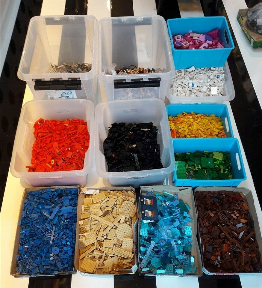 Lego andet, Lego Friends, Creator & Lego City