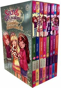 Secret-Kingdom-Series-4-and-5-Collection-Rosie-Banks-8-Books-Box-Set-19-26