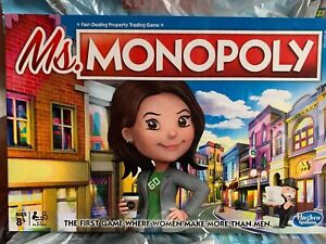 Christmas Board Games 2019.Details About Ms Ms Monopoly Board Game Hot Toy 2019 Christmas