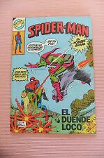 7.5 VF- VERY FINE AMAZING SPIDER-MAN 122 SPANISH EURO VARIANT GOBLIN YOP 1981
