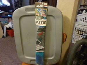 Vintage-G-I-Joe-Delta-Wing-Kite-42-Inch-Spectra-Star-Kites-No-6114-1986-NEW