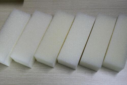 Pack Of 6 Foam Filter Pads For Aqua Clear 110 500 AquaClear High Quality!