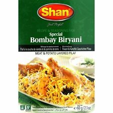 Shan Special Bombay Biryani Mix 60g best price on Ebay FREE SHIPPING