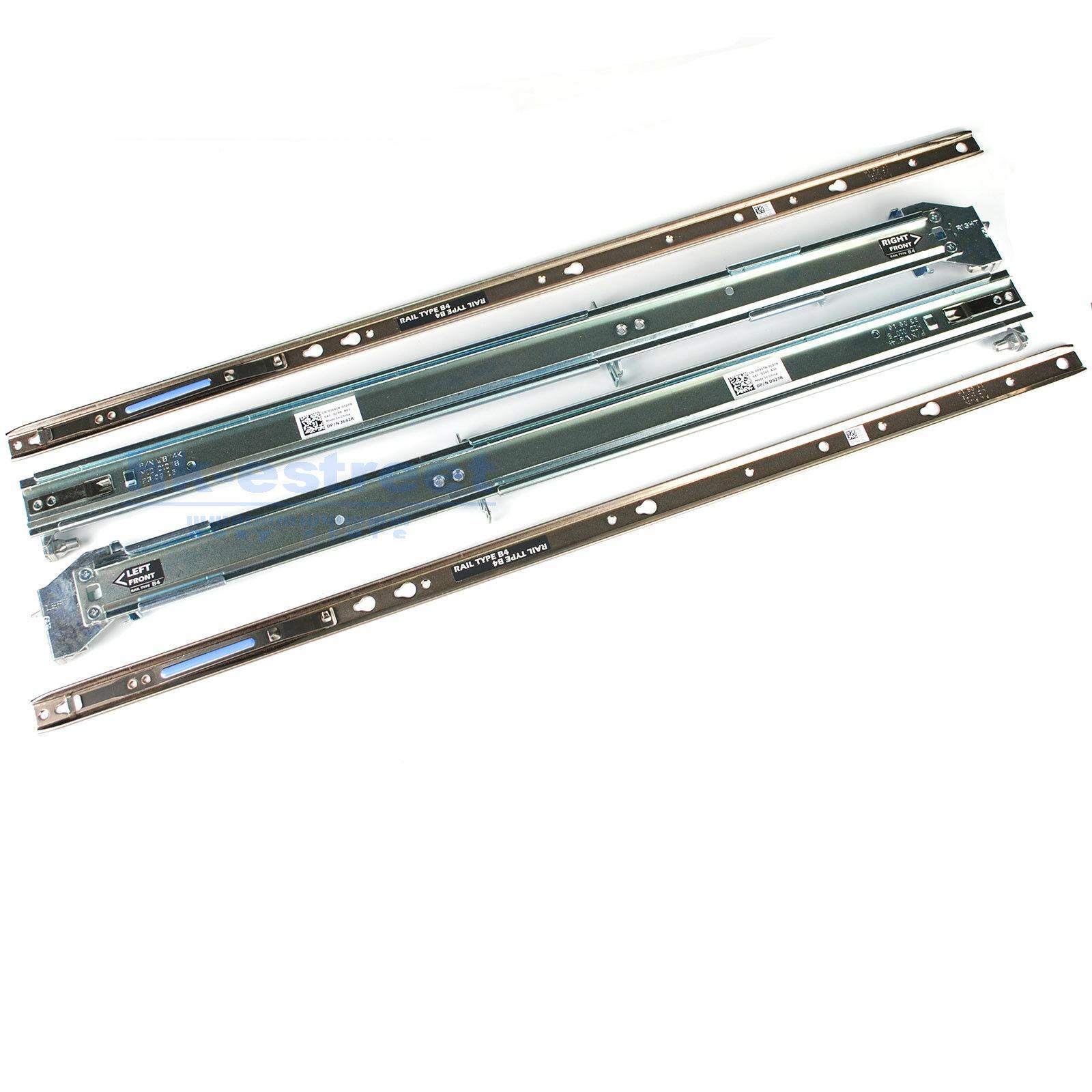 D972R Dell PowerEdge R510 R515 R520 R720 R730 2U Ready Rail Kit