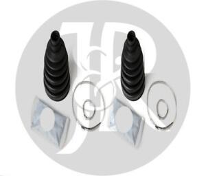 2x-VW-TRANSPORTER-T4-Cv-conjunta-Boot-Kit-eje-de-transmision-del-bootkit-Polaina-Stretch