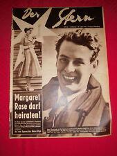 2441  Stern 2. August 1953 Prinzessin Margaret Rose Pete Townsend Marylin Monroe