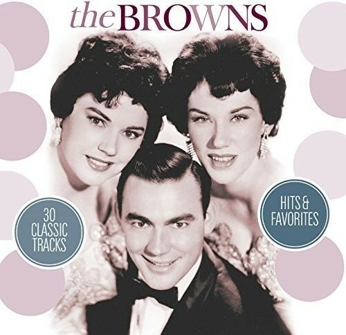 The Browns - Hits & Favorites: 30 Classic Tracks [New CD] Holland - Import