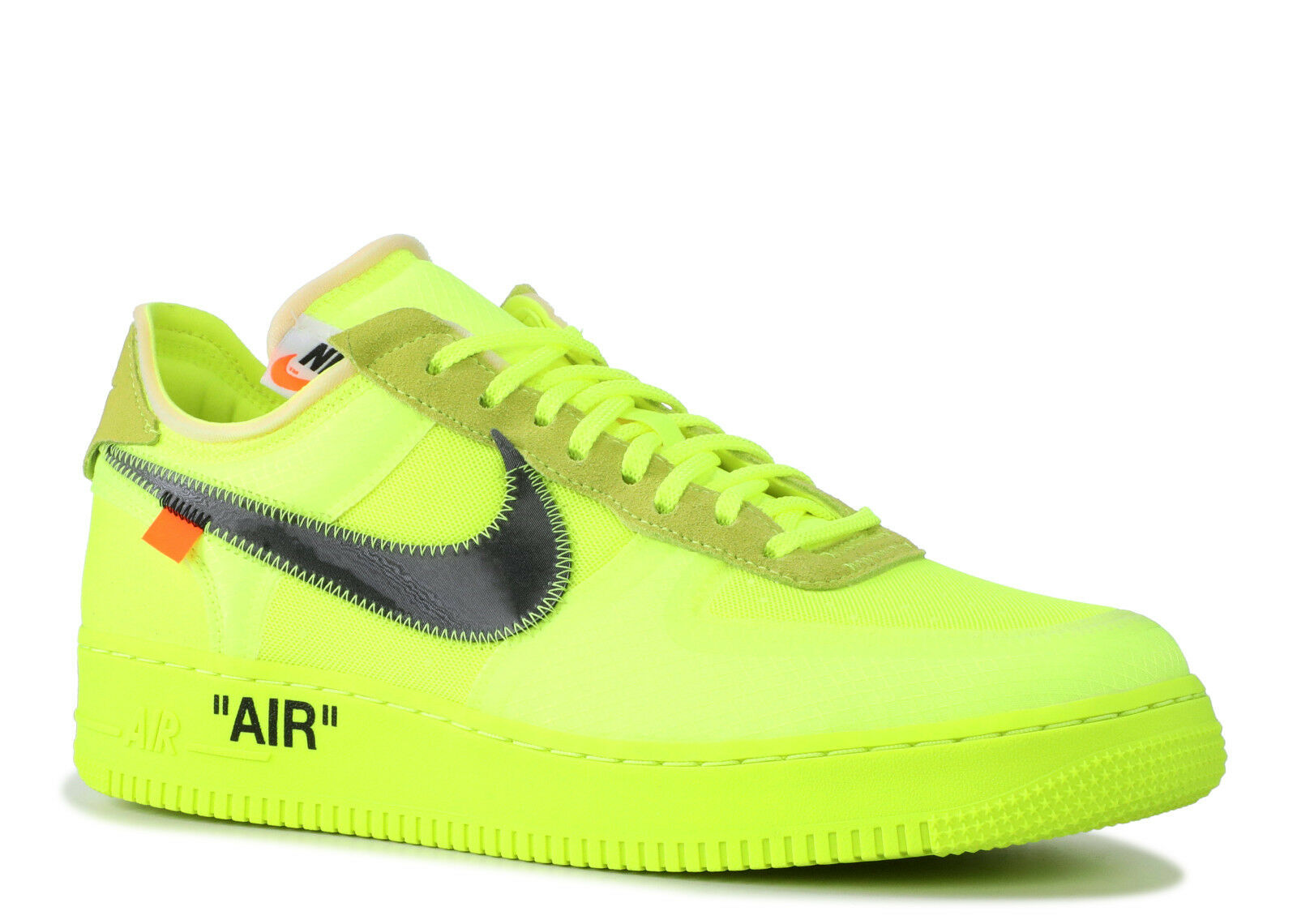 Nike The 10  Nike Air Force 1 Low 'Off White' - Ao4606-700 - Size 9