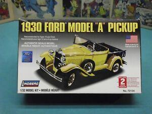 lindberg-1930-ford-model-A-pickup-1-32-model