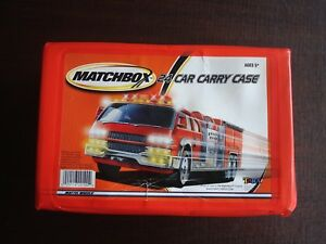 2001-MATCHBOX-CARRYING-CASE-WITH-24-VEHICLES