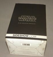 Sideshow R2-d2 Unpainted Prototype Figure Star Wars Sdcc Exclusive