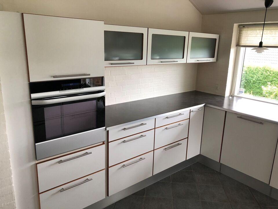 Køkken, komplet, Svane