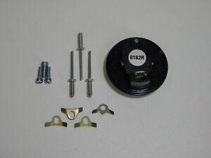 Electric Choke Kit Rochester Quadrajet 4 & Dualjet 2 bl Carburetor Replacement