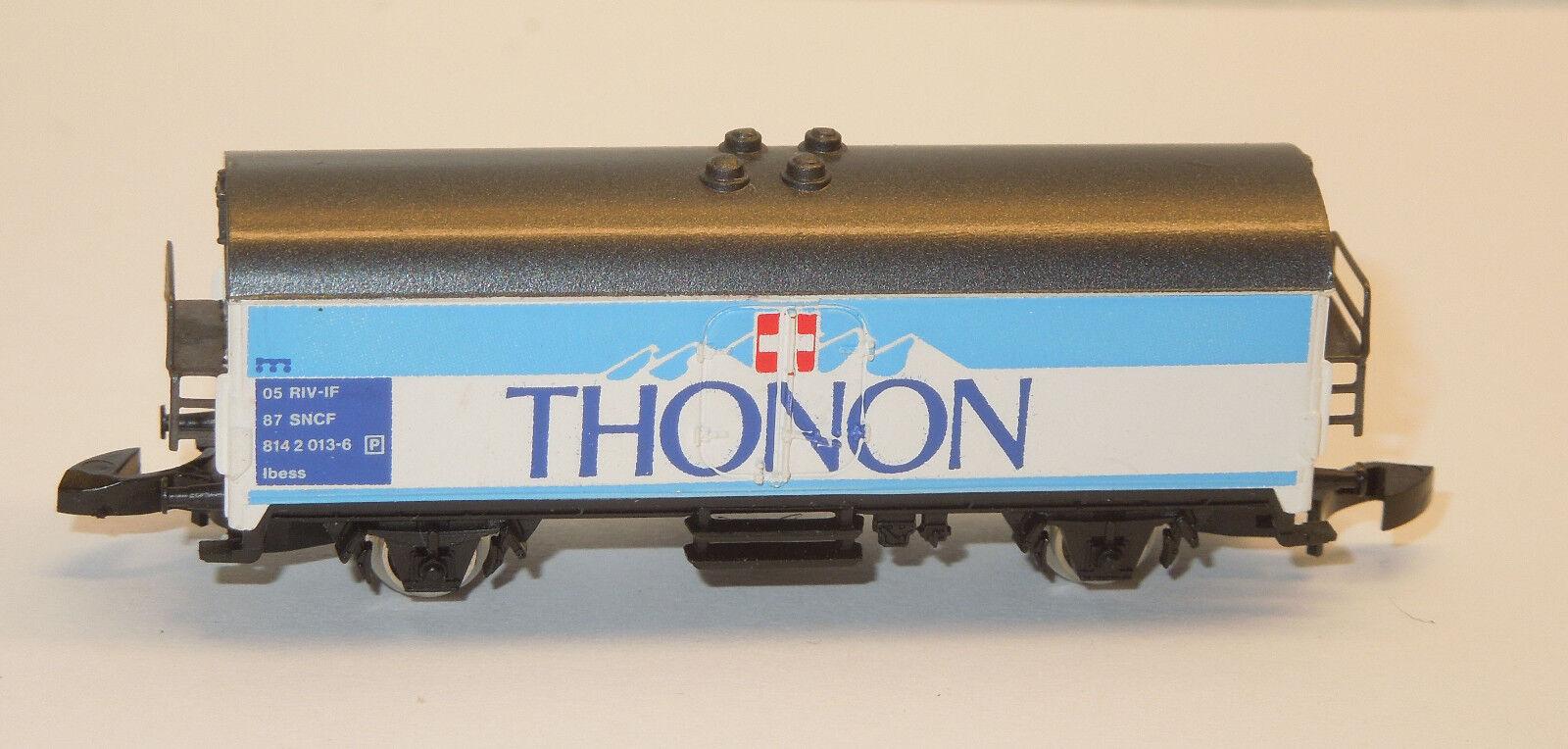 mini-club speciale carrello Thonon